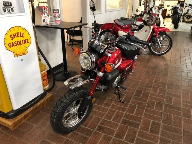 2020 Honda Monkey Base at Wild West Motoplex