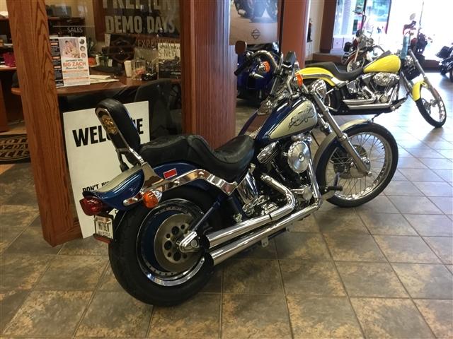 1989 Harley-Davidson FXSTC at Bud's Harley-Davidson, Evansville, IN 47715
