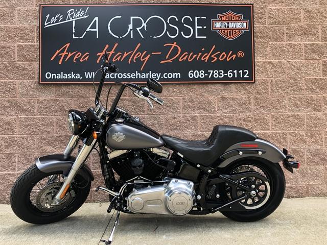 2016 Harley-Davidson Softail Slim at La Crosse Area Harley-Davidson, Onalaska, WI 54650