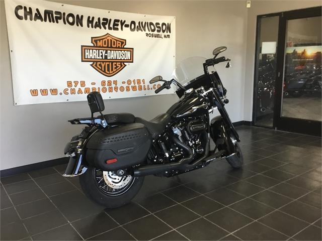 2019 Harley-Davidson Softail Heritage Classic at Champion Harley-Davidson
