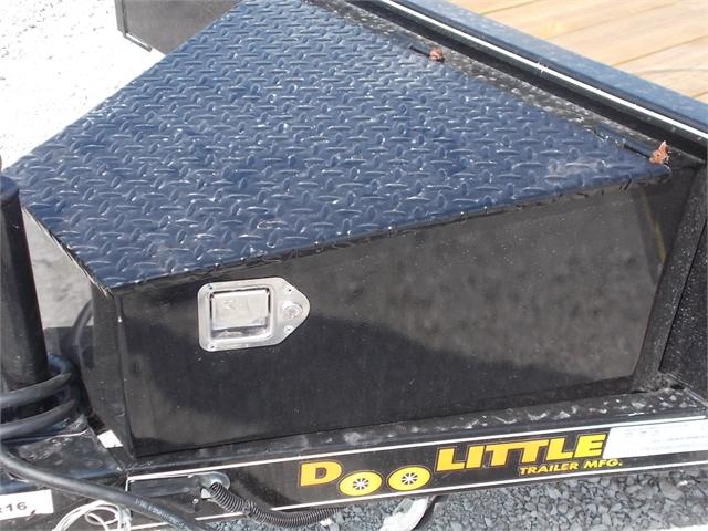2022 Doolittle Trailers UT77X167KSS at Nishna Valley Cycle, Atlantic, IA 50022