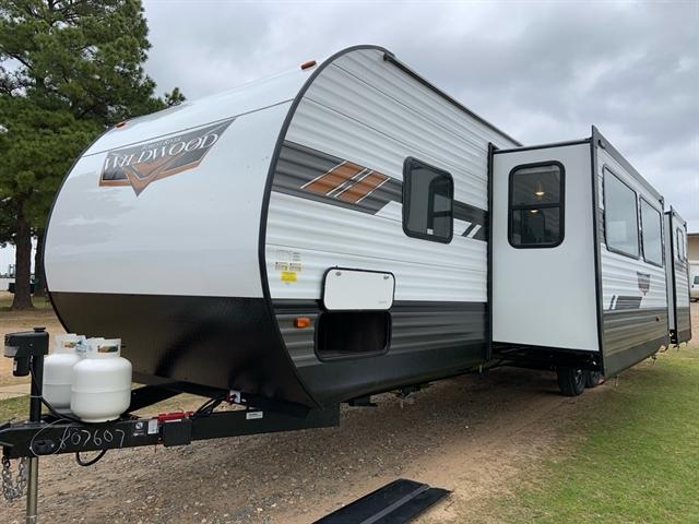 2021 Forest River Wildwood 31KQBTS at Campers RV Center, Shreveport, LA 71129