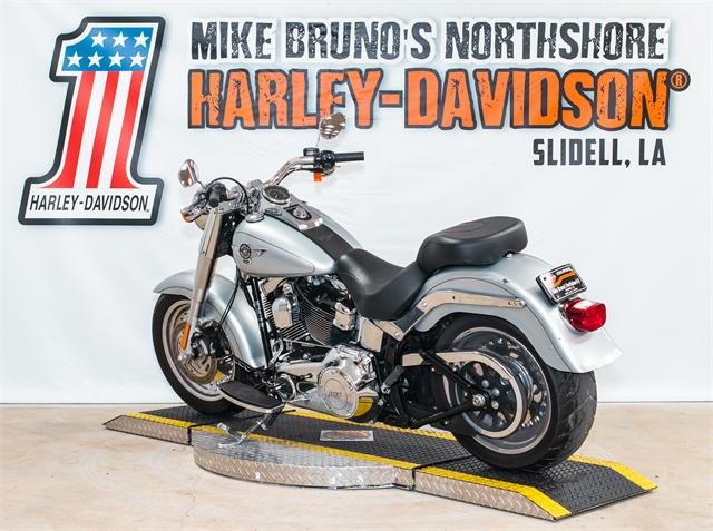 2014 Harley-Davidson Softail Fat Boy at Mike Bruno's Northshore Harley-Davidson