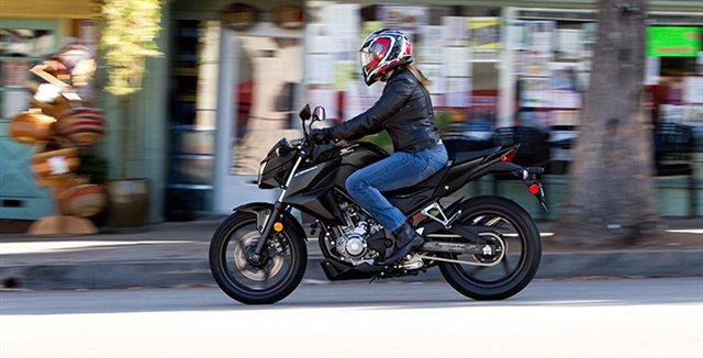 2016 Honda CB 300F at Interstate Honda