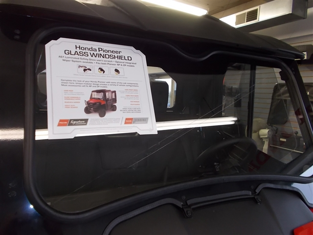 2017 Honda Pioneer 700 Base at Nishna Valley Cycle, Atlantic, IA 50022