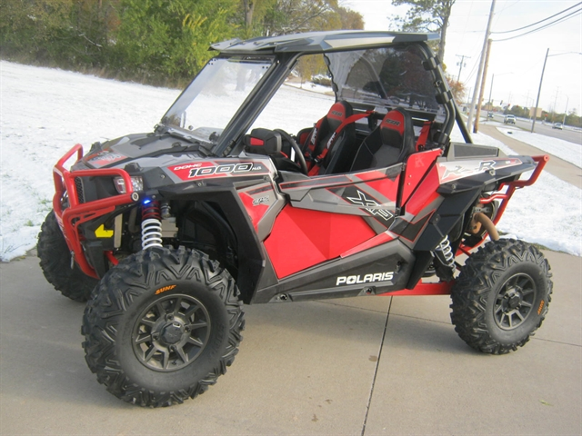 2017 Polaris RZR 1000 XP EPS at Brenny's Motorcycle Clinic, Bettendorf, IA 52722