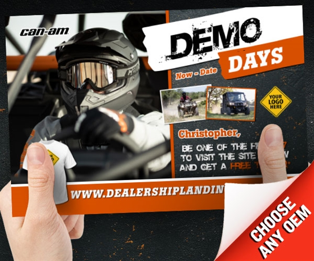 Demo Days Powersports at PSM Marketing - Peachtree City, GA 30269