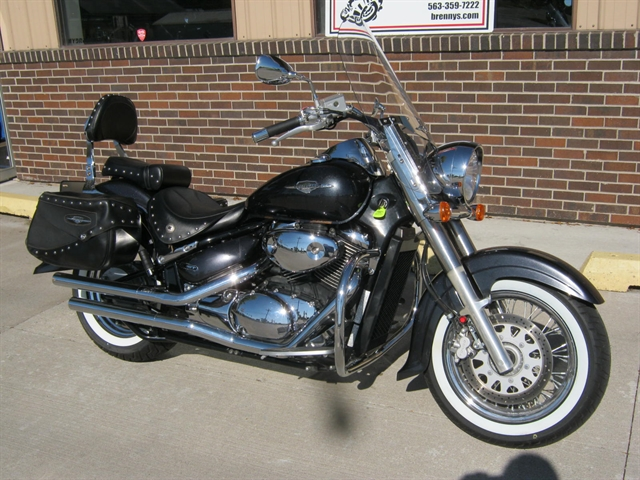 2006 Suzuki Boulevard C50 VL800 at Brenny's Motorcycle Clinic, Bettendorf, IA 52722