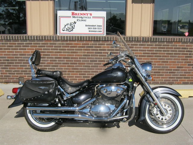 2006 Suzuki Boulevard C50 VL800 at Brenny's Motorcycle Clinic, Bettendorf, IA 52722