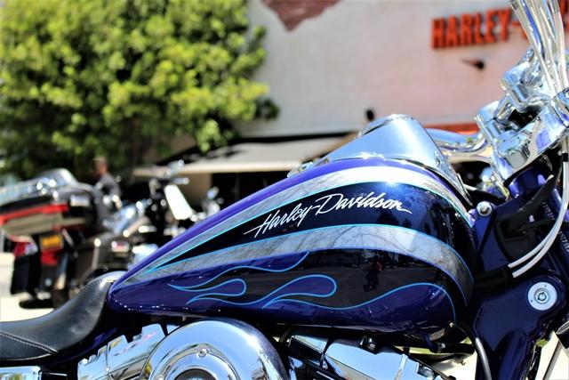 2008 Harley-Davidson CVO Dyna Super Glide Super Glide at Quaid Harley-Davidson, Loma Linda, CA 92354