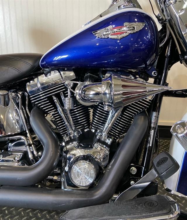 2006 Harley-Davidson Softail Deluxe at Gasoline Alley Harley-Davidson (Red Deer)