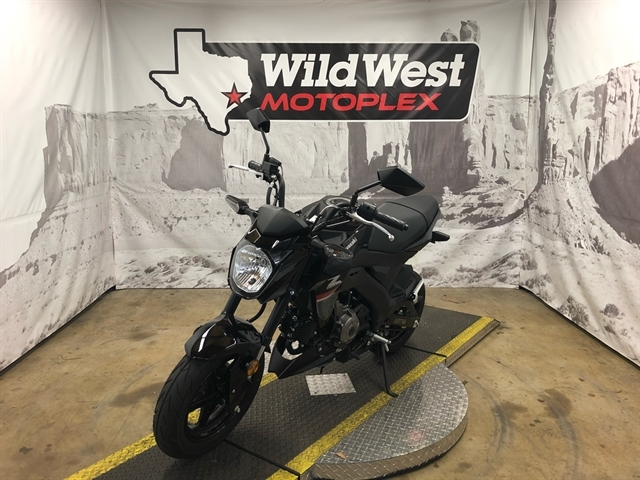 2019 Kawasaki Z125 PRO Base at Wild West Motoplex