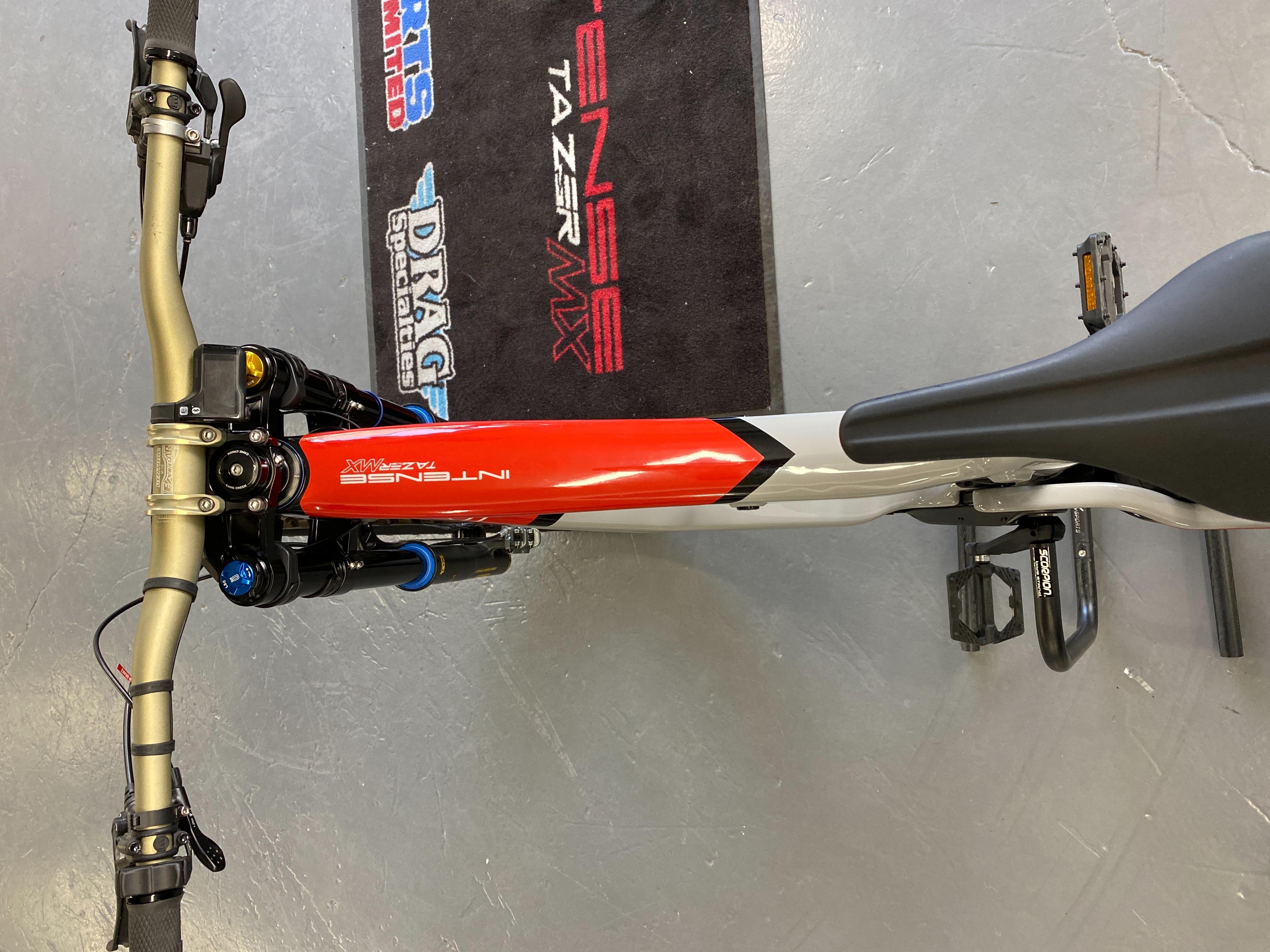 2021 Intense Tazer MX Pro at Cascade Motorsports