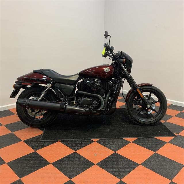 2015 Harley-Davidson Street 500 at Harley-Davidson of Indianapolis
