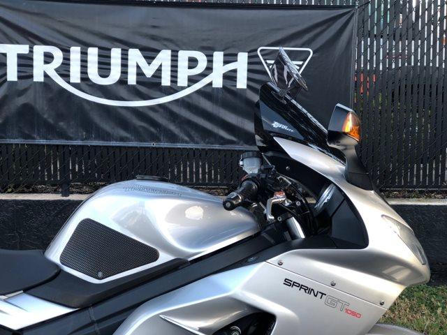 2011 Triumph Sprint GT at Tampa Triumph, Tampa, FL 33614