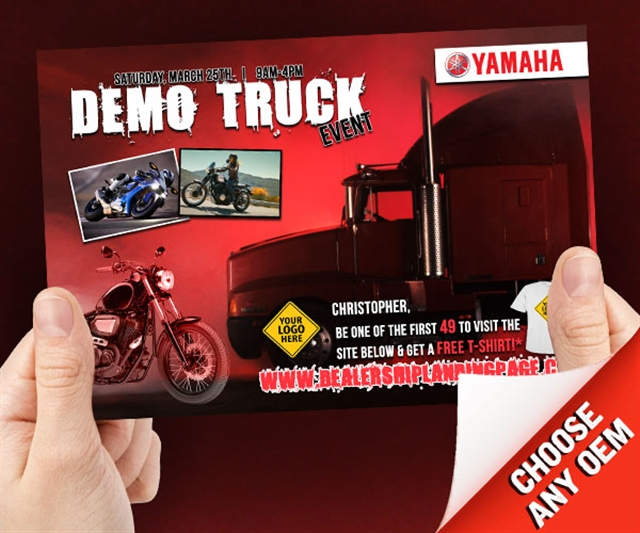 Demo Truck Powersports at PSM Marketing - Peachtree City, GA 30269