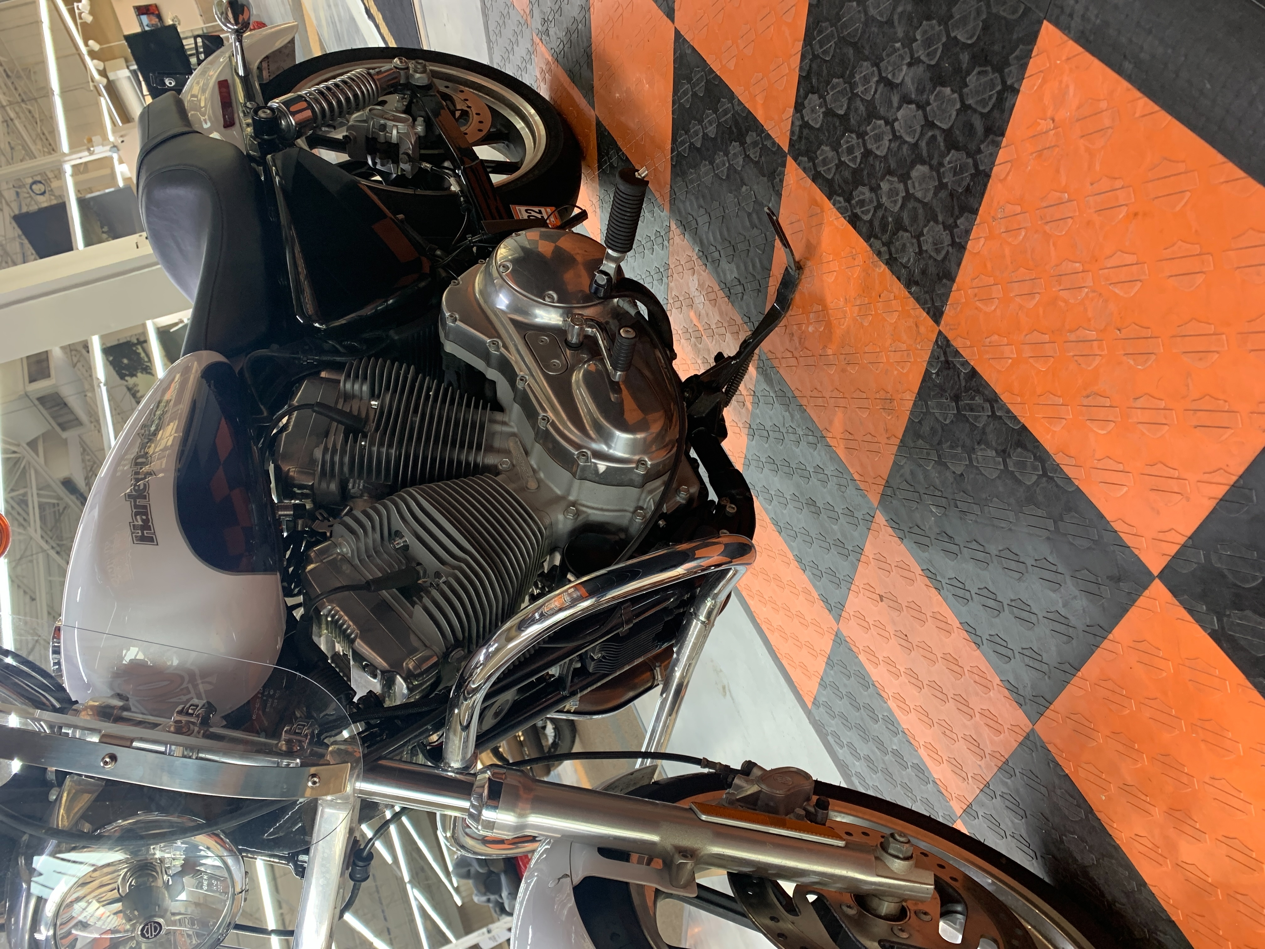 2015 Harley-Davidson Sportster SuperLow at Hampton Roads Harley-Davidson