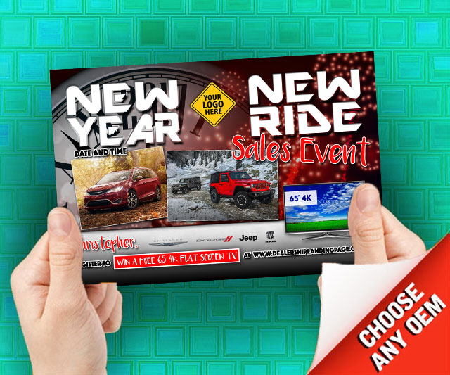New Year New Ride Automotive at PSM Marketing - Peachtree City, GA 30269