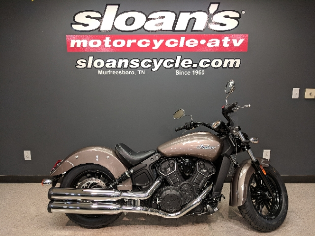 2018 Indian Scout Sixty at Sloan's Motorcycle, Murfreesboro, TN, 37129