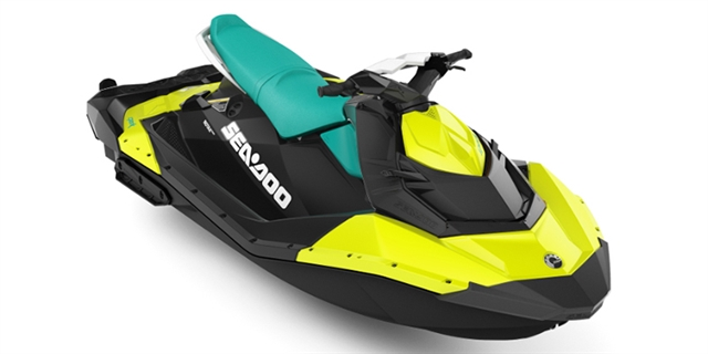 2019 Sea-Doo Spark 3-Up Rotax® 900 H.O. ACE™ at Hebeler Sales & Service, Lockport, NY 14094