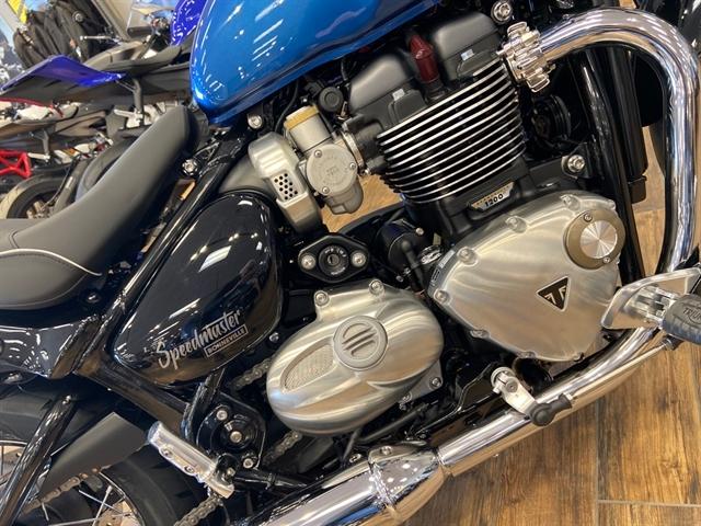 2020 Triumph Bonneville Speedmaster Base at Youngblood RV & Powersports Springfield Missouri - Ozark MO