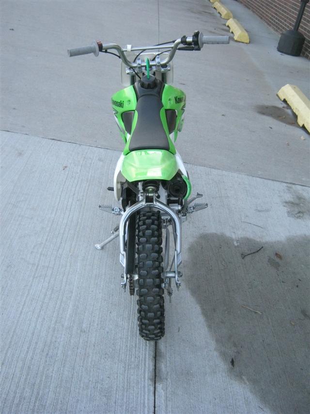 2019 Kawasaki KLX110 at Brenny's Motorcycle Clinic, Bettendorf, IA 52722