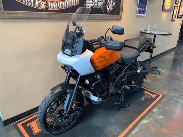2021 Harley-Davidson Adventure Touring Pan America 1250 Special at Vandervest Harley-Davidson, Green Bay, WI 54303