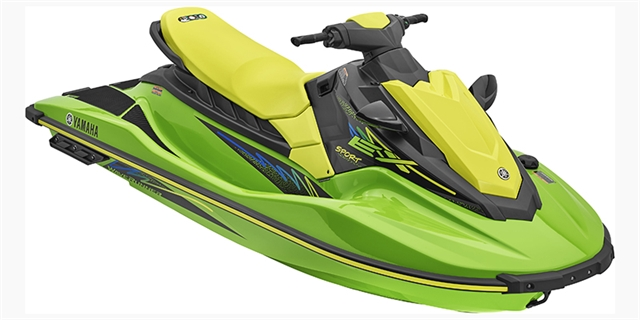 2021 Yamaha WaveRunner EX Sport at Yamaha Triumph KTM of Camp Hill, Camp Hill, PA 17011