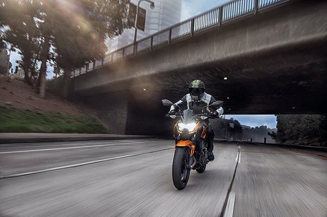 2020 Kawasaki Z400 ABS at Santa Fe Motor Sports
