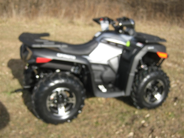 2020 CFMoto CForce 600 EPS at Brenny's Motorcycle Clinic, Bettendorf, IA 52722