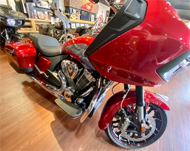 2021 Indian Challenger Challenger Limited at Shreveport Cycles