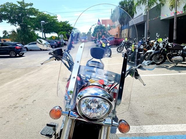 2007 Yamaha V Star 1300 Base at Fort Lauderdale