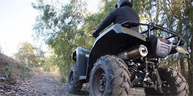 2016 Honda FourTrax Foreman Rubicon 4x4 EPS Deluxe at Ride Center USA