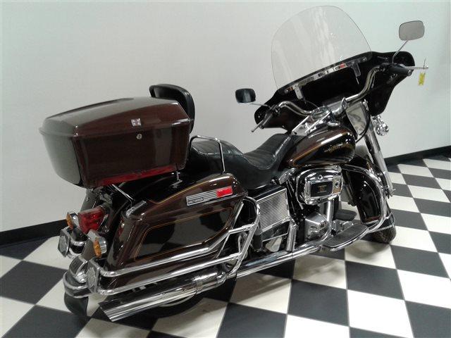 1982 Harley-Davidson FLH at Deluxe Harley Davidson