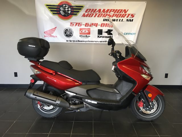 2009 KYMCO Xciting 500 Ri ABS at Champion Motorsports, Roswell, NM 88201