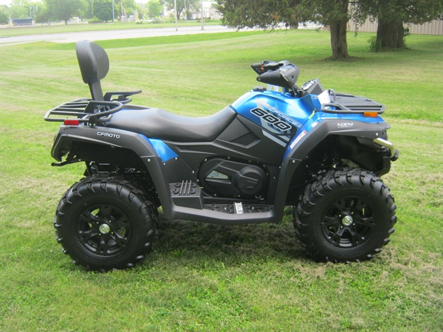 2019 CFMOTO CFORCE Snow Plow 600 at Brenny's Motorcycle Clinic, Bettendorf, IA 52722