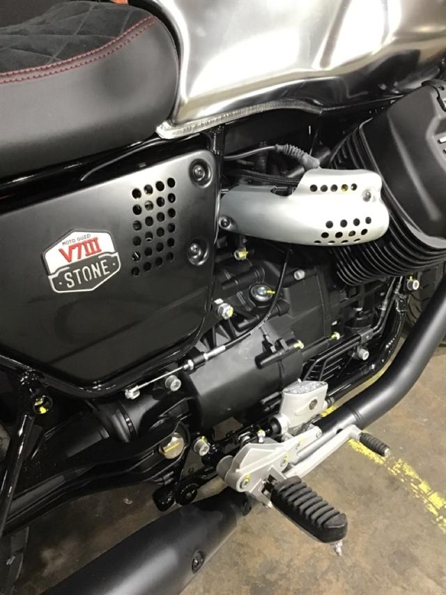 2020 Moto Guzzi V7 III Stone S at Sloans Motorcycle ATV, Murfreesboro, TN, 37129