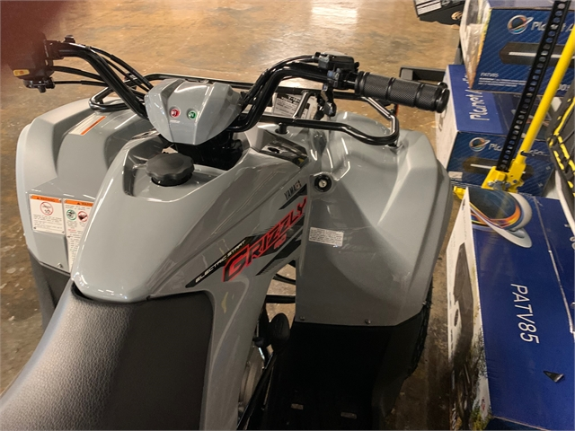 2021 Yamaha Grizzly 90 at Powersports St. Augustine