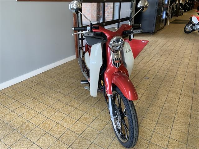 2021 Honda Super Cub C125 ABS at Southern Illinois Motorsports