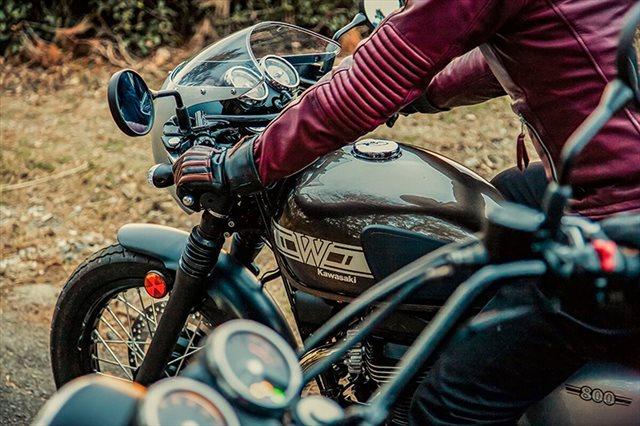 2019 Kawasaki W800 Cafe at Shreveport Cycles
