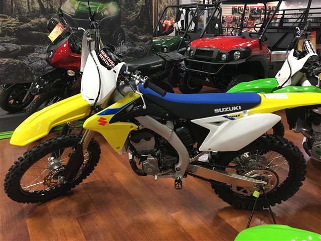 2018 Suzuki RM-Z 250 at Rod's Ride On Powersports, La Crosse, WI 54601