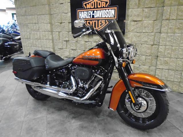 2020 Harley-Davidson Softail Heritage Classic 114 at Iron Hill Harley-Davidson