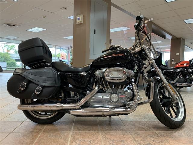 2014 Harley-Davidson Sportster SuperLow at South East Harley-Davidson