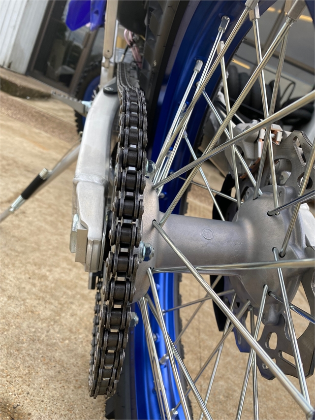 2022 Yamaha YZ 125X at Shreveport Cycles