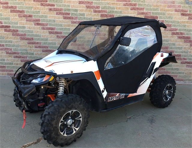 2015 Arctic Cat Wildcat Trail Limited EPS at Harsh Outdoors, Eaton, CO 80615