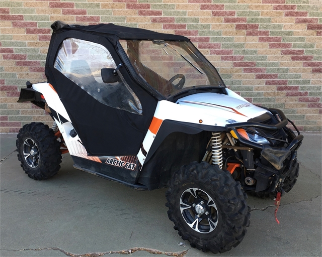 2015 Arctic Cat Wildcat Sport Limited EPS at Harsh Outdoors, Eaton, CO 80615