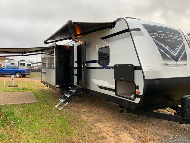 2019 Venture SportTrek 327VIK Bunk Beds at Campers RV Center, Shreveport, LA 71129