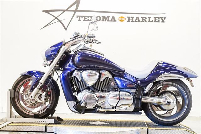 2006 Suzuki Boulevard M109R at Texoma Harley-Davidson