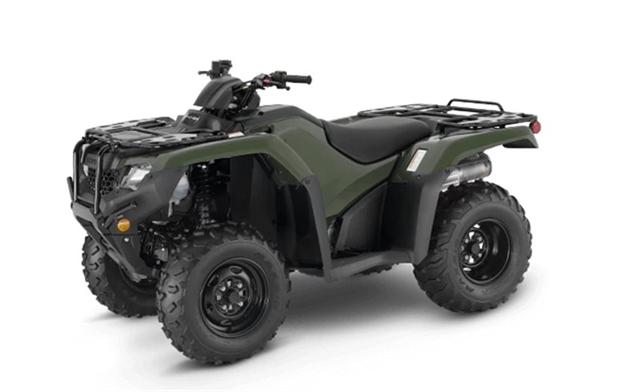 2020 Honda FourTrax Rancher 4X4 at Waukon Power Sports, Waukon, IA 52172