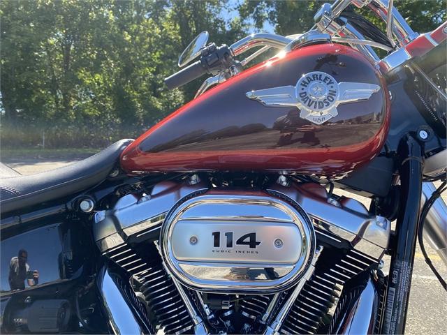 2018 Harley-Davidson Softail Fat Boy 114 at Bumpus H-D of Jackson